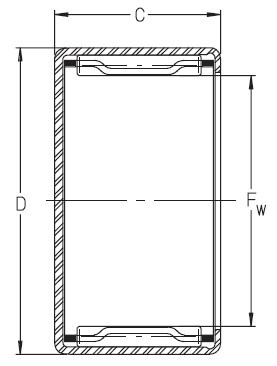 TLAM1622,IKO,型号参数查询