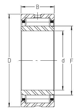 TAFI456225,IKO,型号参数查询
