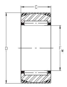 RPNA45/62,SKF,型号参数查询