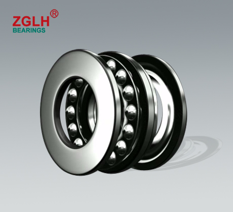 Double-Direction Thrust Ball Bearing