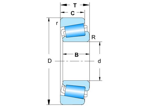 不锈钢圆锥滚子轴承
