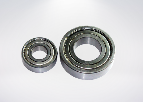 Stainless steel deep groove bearings