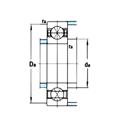 角接触轴承