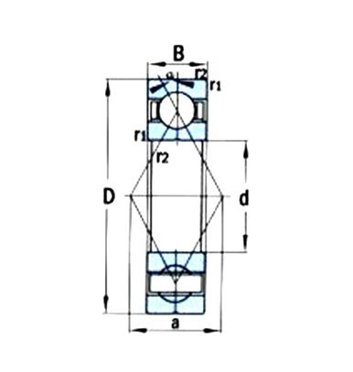 Angular Contact Ball Bearing