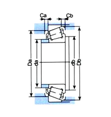 圓錐滾子軸承