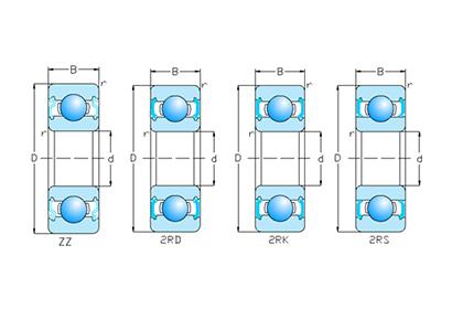 軸承鋼軸承系列