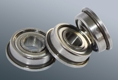 軸承鋼微型、小型公制法兰轴承