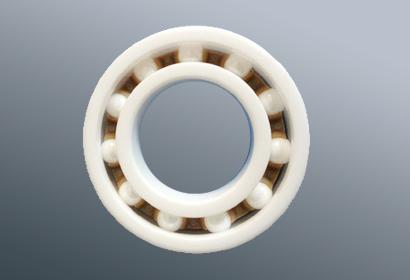 精密工程塑料深沟球轴承