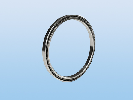 Thin-section Slewing Bearing Light Type with external gear