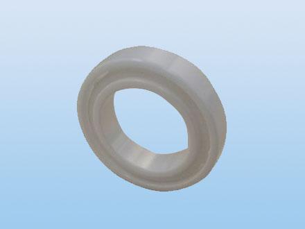 Zirconia Ceramic Angular Contact Ball Bearing