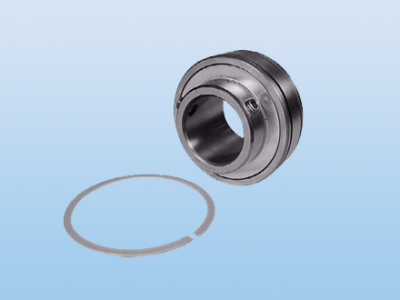 Stainless Steel Insert Ball Bearing  SSER200 Series