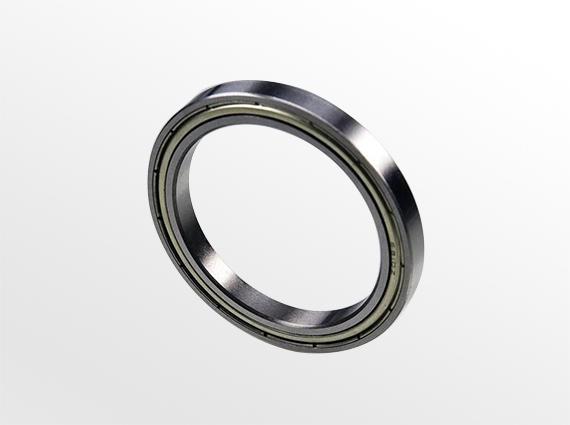 不銹鋼微型薄壁深溝球軸承(開式、ZZ、2RS)