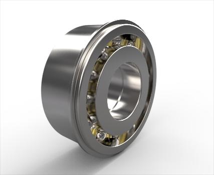 Double Row angular contact ball bearing 55-110mm