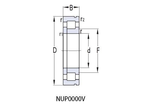 Full loaded roller (CAD)