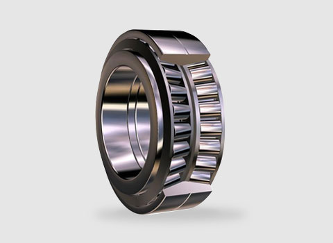 Matched double row tapered roller bearing
