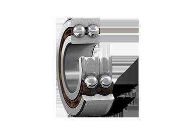 Double-row ball bearings