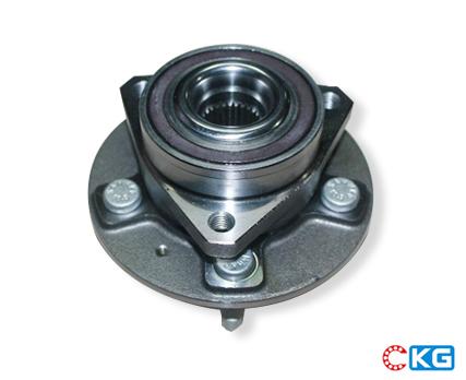 车轮支承用轮毂轴承及单元