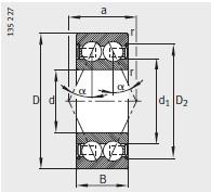 38..-B-2Z、30..-B-2Z、 32..-B-2Z、33..-B-2Z <br/>α= 25°