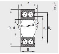 38..-B-2Z、32..-B-2Z <br/>α=25°