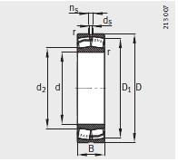 E1 设计 <br/>圆柱孔