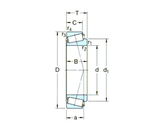 d 41,275-42,875mm  1,6250-1,6880 in