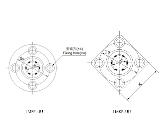 LMFP、LMKP 系列
