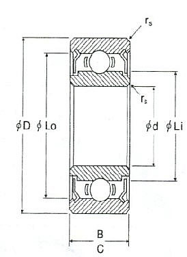 625ZZ苏州瑞日精工轴承有限公司