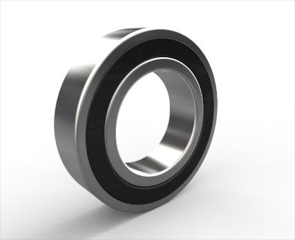 單列密封深溝球軸承d 8-9mm