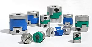 Miniature Oldham-style Couplings