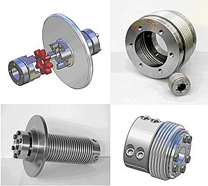 Special Design Shaft Couplings