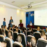 国电兰州范坪热电有限公司举办斯凯孚乐虎国际国际技术培训班