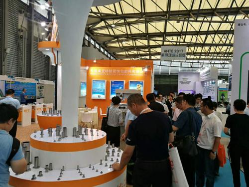 美亚特直线注册送彩金亮相上海国际工业装配与传输技术展览会