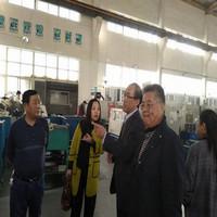 山东省轴协张新生理事长带队调研烟威两地企业