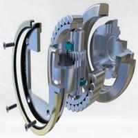 目前全球最大的复合滚轮轴承生产厂家在这里【图】