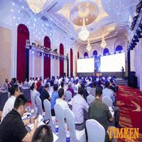 杭州海鹰轴承有限公司参加铁姆肯公司第十五届中国区经销商大会