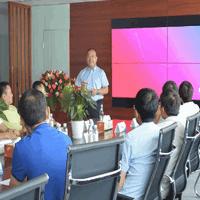 2018年青岛盛达利机电科技有限公司技术与行业发展交流会顺利举办