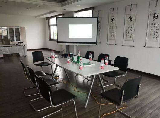 日本SHIMPO在SWCu赢电竞lol杭州代理商陪同下来SWC江苏工厂考察