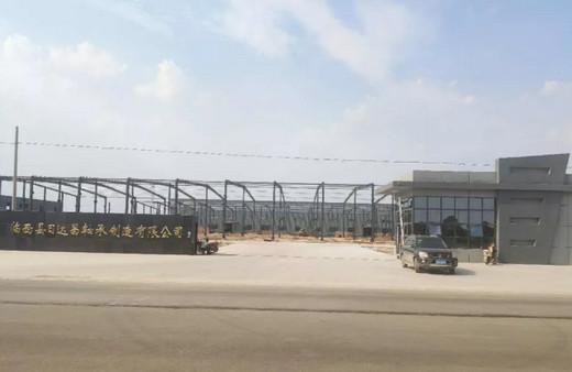 河北日达昌bwinapp最新版制造有限公司精密汽车bwinapp最新版生产项目7月份试生产