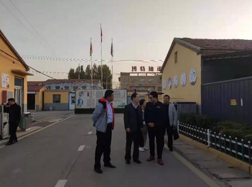 聊城市统计局副局长李奇增到烟店镇调研基层统计人才培育工程
