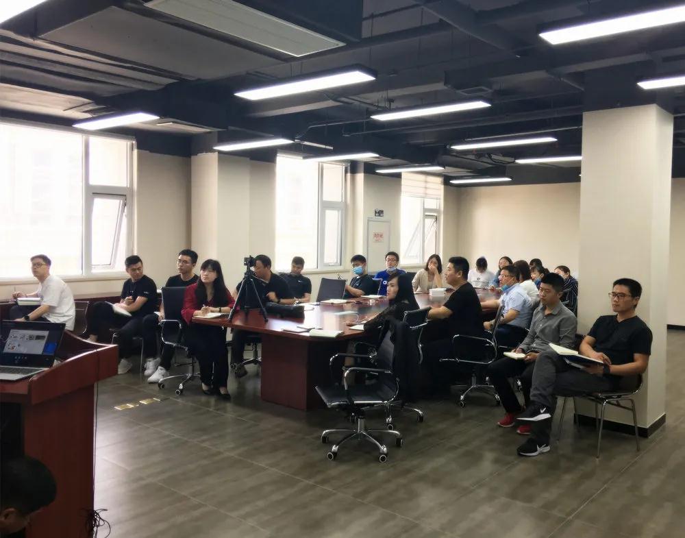 舍弗勒大中华区&青岛盛达利机电科技有限公司技术交流培训顺利举行