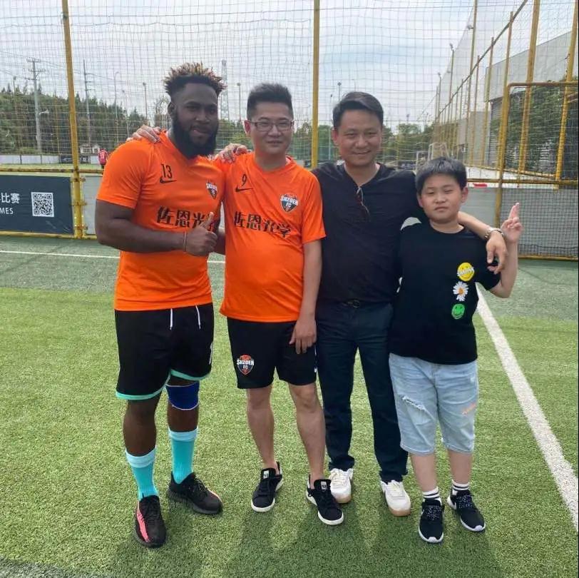 SWC(上海佘微) | SWC赞助上海松江佐恩FC足球俱乐部