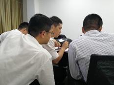 风雨中前行——上海旭阳传动技术有限公司拜访客户小记