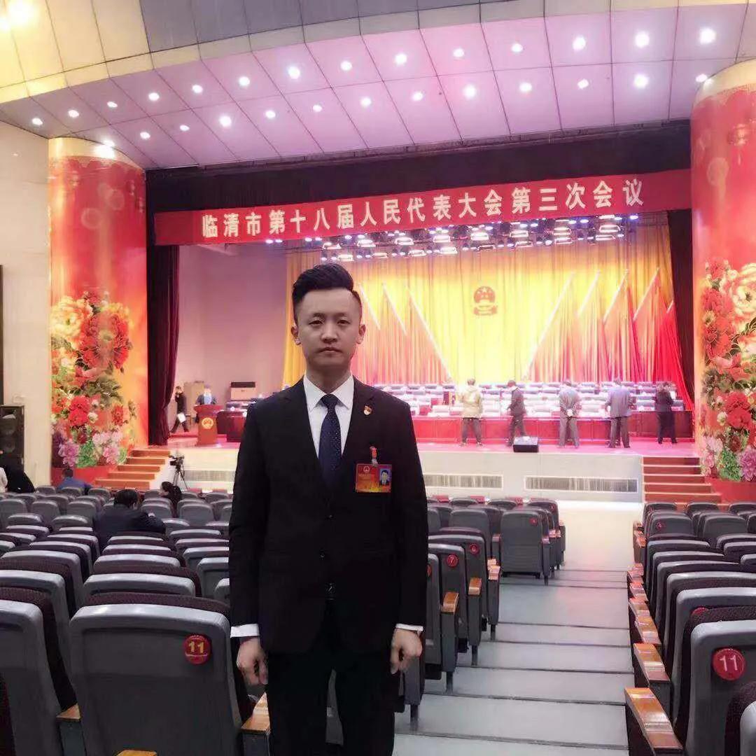山东博特bwinapp最新版总经理 杨海涛:重创新,懂回报,争做慈善扶贫带头人