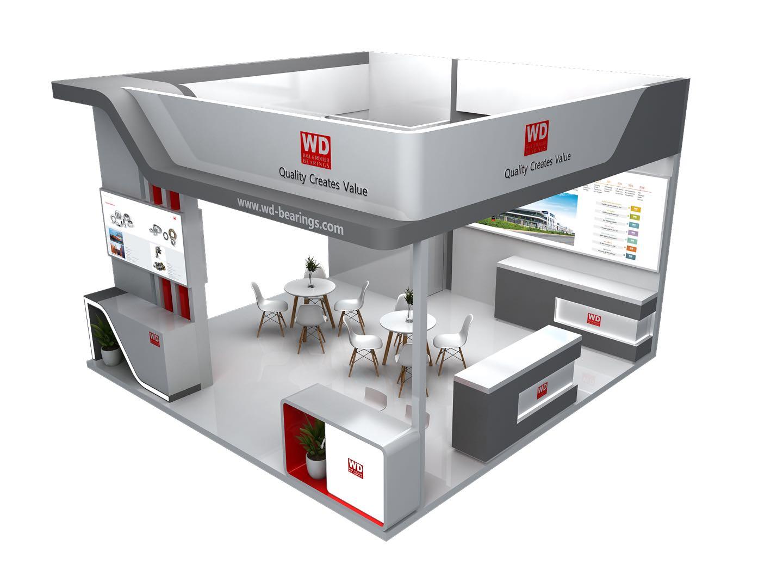 万泰集团参加2020上海国际压缩机及设备展览会