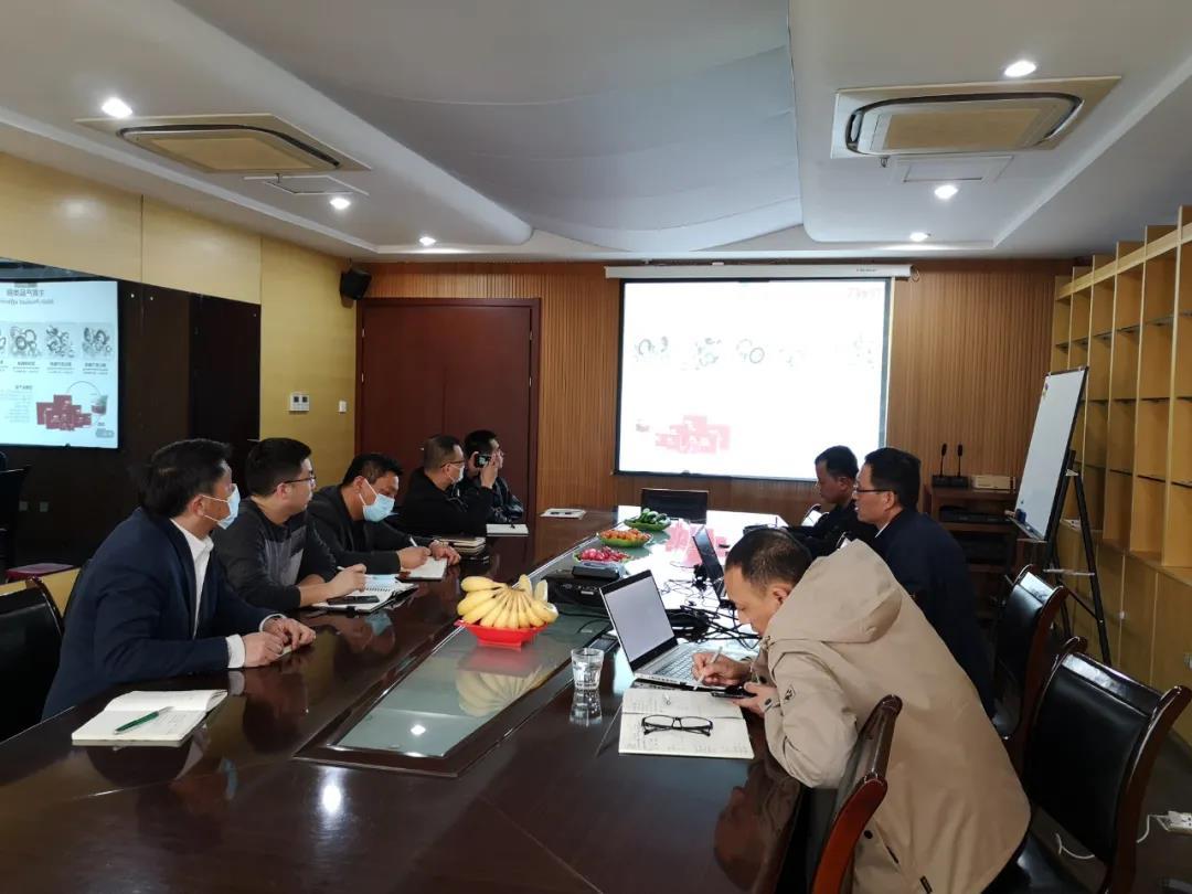 西安精工轴承有限公司TWB营销分析会(图)