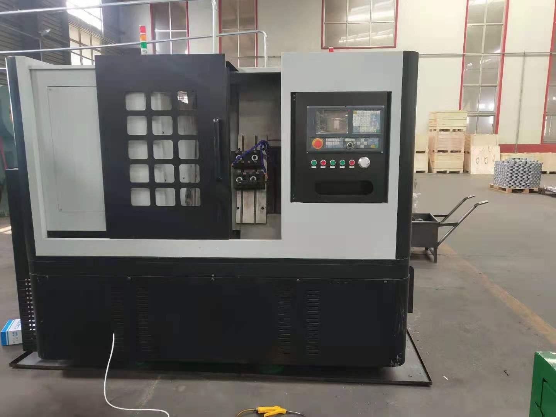 临清宇联轴承科技有限公司三台数控新设备投入使用