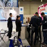 上海嘉庆轴承制造有限公司参加2018年汉诺威工业博览会
