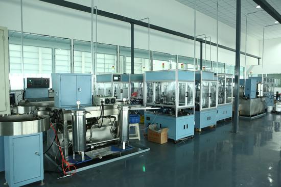 河北佳顺不锈钢bwinapp最新版制造有限公司新厂房即将投产