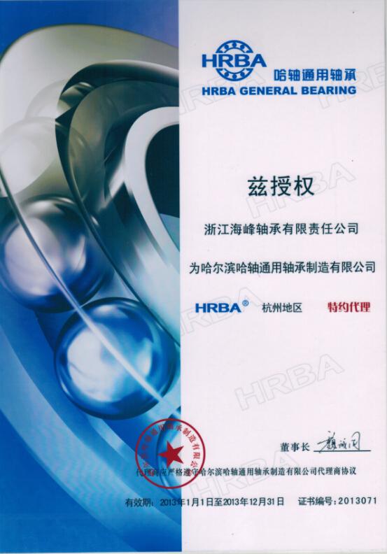 HRBA授权