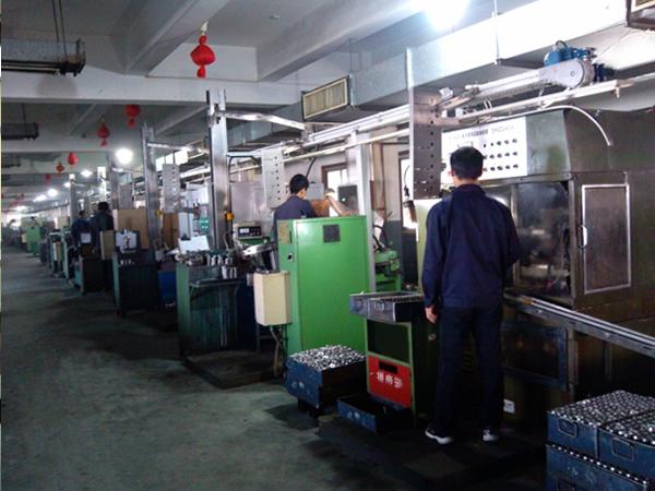 沈氏轴承生产设备磨床